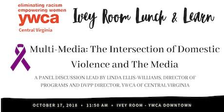 Multi-Media: The Intersection of Domestic Violence & the Media tickets