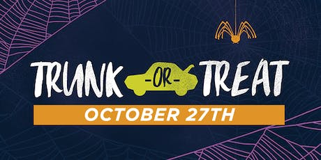 Grace Point Fellowship  | Trunk-Or-Treat Car Sign-up tickets