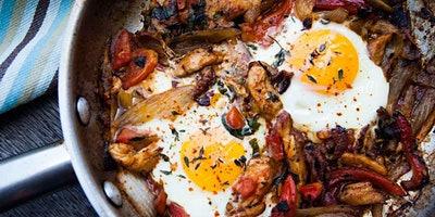 The Perfect Brunch - Cooking Class