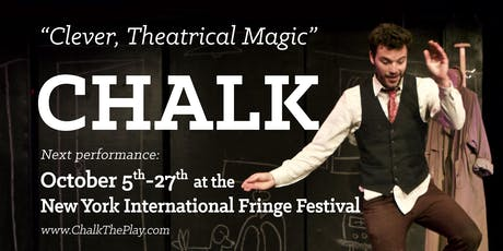 Chalk - A Silent Comedy - FringeBYOV tickets