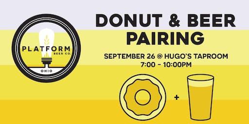 Donut & Beer Pairing