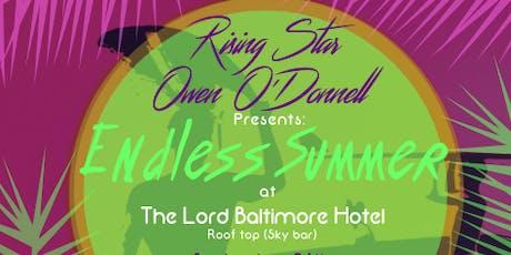 Rising Star Owen O'Donnell Endless Summer Fundraiser  tickets
