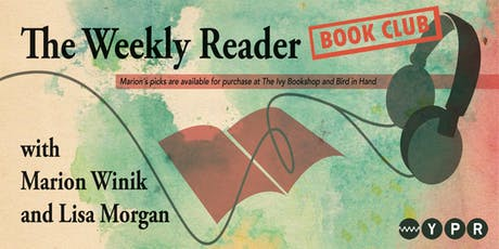 October 2019: 'The Weekly Reader' Book Club tickets