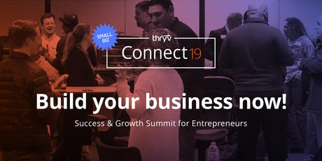 Connect19: Entrepreneur 1-Day Success & Growth Summit tickets