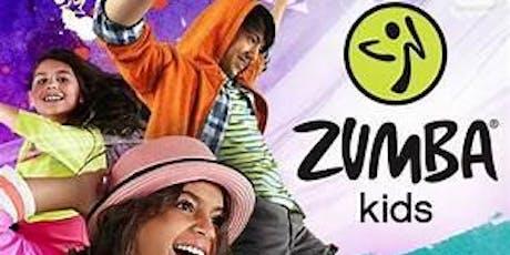 Free Zumba Kids Class tickets