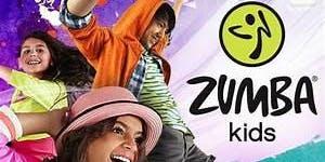 Free Zumba Kids Class
