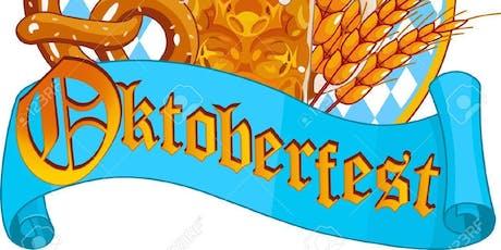 RSVP 1st Annual Oktoberfest tickets