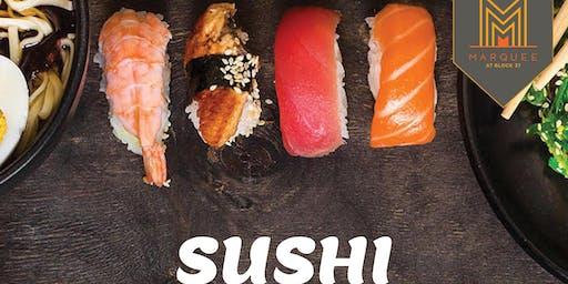 Sushi Making Night!
