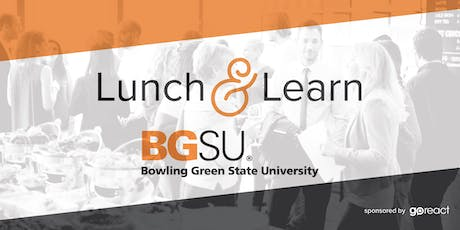 Bowling Green State University + GoReact Lunch and Learn tickets