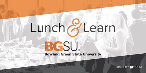 Bowling Green State University + GoReact Lunch and Learn