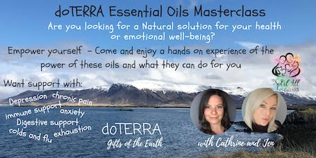 Natural Solutions Essential Oils Workshop tickets