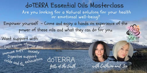 Natural Solutions Essential Oils Workshop