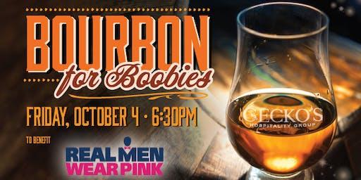 Bourbon for Boobies Dinner
