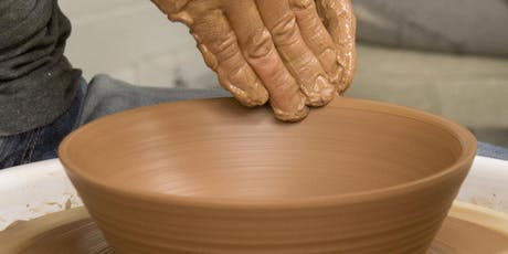 Adult Session 6: All Levels Pottery - MON PM tickets
