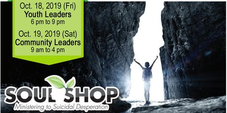 Soul Shop Hawai'i 2019 Webinars: Ministering to Suicidal Desperation tickets