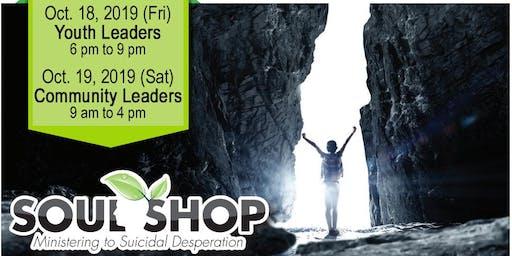 Soul Shop Hawai'i 2019 Webinars: Ministering to Suicidal Desperation