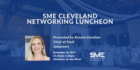 SME Cleveland Networking Luncheon tickets