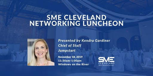 SME Cleveland Networking Luncheon