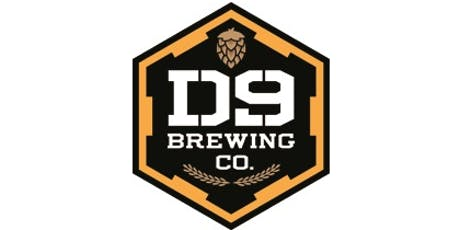 D9 Brewing Company Free Beer Tasting tickets