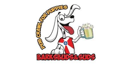 Barks, Buds & Suds  tickets