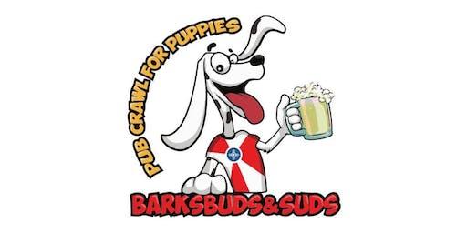 Barks, Buds & Suds