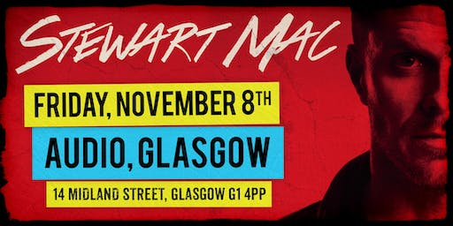 Stewart Mac - Live in Glasgow