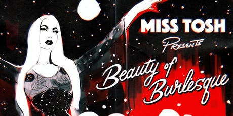 Beauty of Burlesque Halloween tickets
