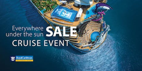 Everywhere Under the Sun Cruise Event with Royal Caribbean-Expedia Cruise   tickets