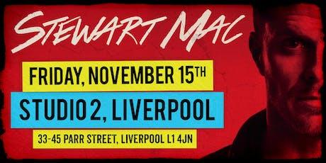 Stewart Mac - Live in Liverpool tickets