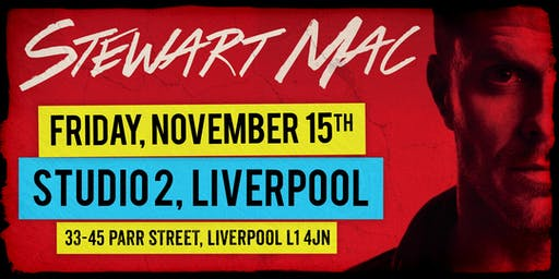Stewart Mac - Live in Liverpool