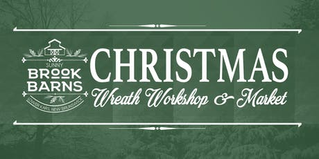 Christmas Wreath Workshop & Market (Nov 16) tickets