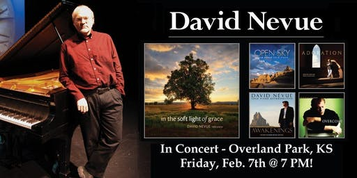 An Evening at the Piano with David Nevue