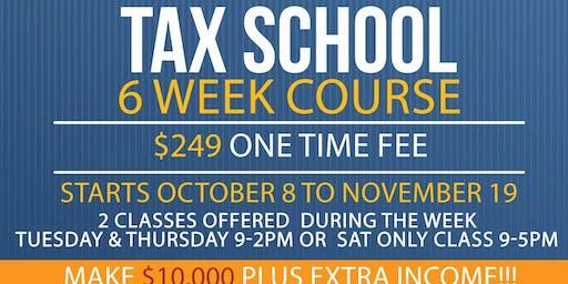 Coleman Financials Tax School