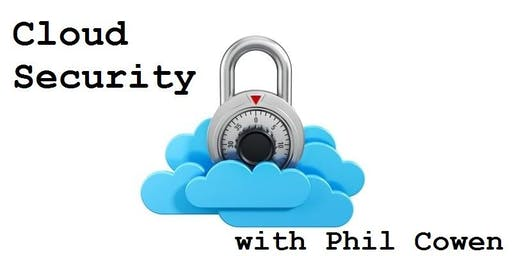 Cloud Security an ISACA Adelaide PD Session
