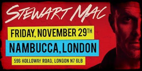 Stewart Mac - Live in London tickets
