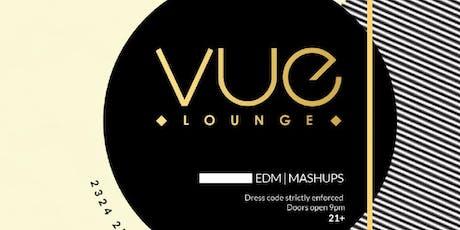 Vue Fridays at  Vue Free Guestlist - 10/18/2019 tickets