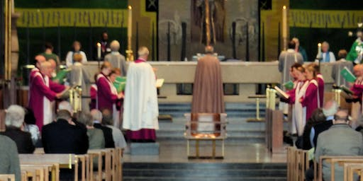 The Cathedral Eucharist
