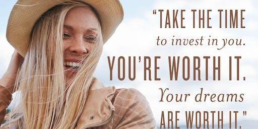Live Your Passion Quarterly Event