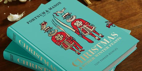 Join us for a Fortnum & Mason Launch Event celebrating their newest book! tickets