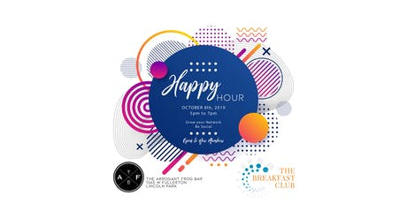 Networking Happy Hour - The Breakfast Club tickets
