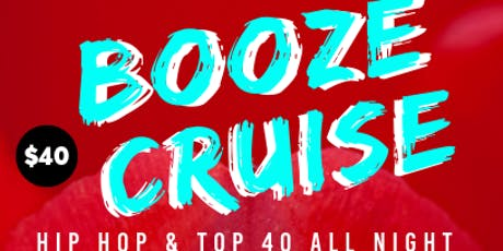 Booze Cruise on Pioneer Cruises tickets