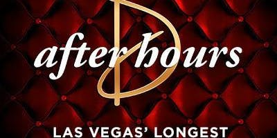 After Hours (Saturday Night) at Drais After Hours Guestlist - 10/27/2019