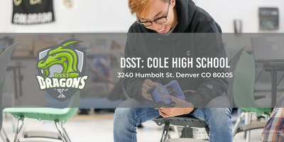 DSST: Cole High School Open Houses 19-20