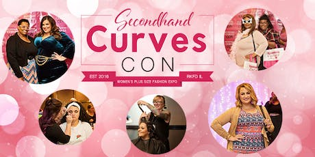 Secondhand Curves Con tickets