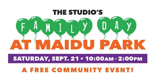 Family Day at Maidu Park
