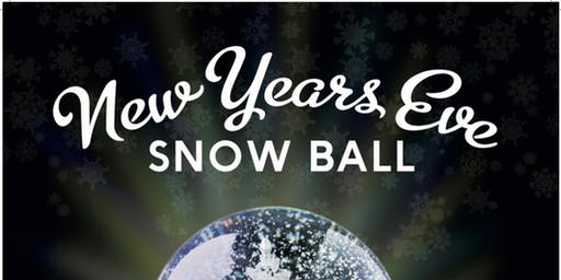 New Years Eve Snow Ball