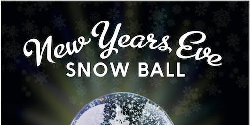 New Years Eve Snow Ball