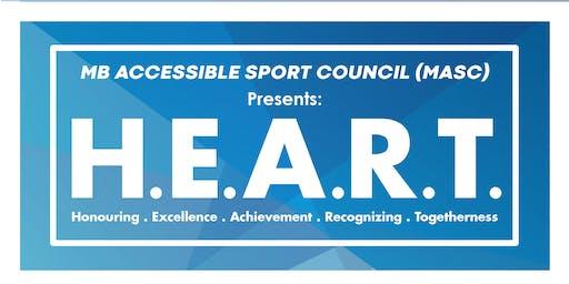 Manitoba Accessible Sport Council presents: H.E.A.R.T.