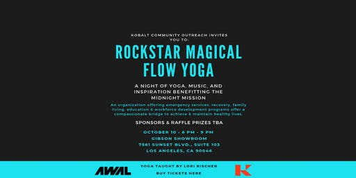 Rockstar Magical Flow Yoga