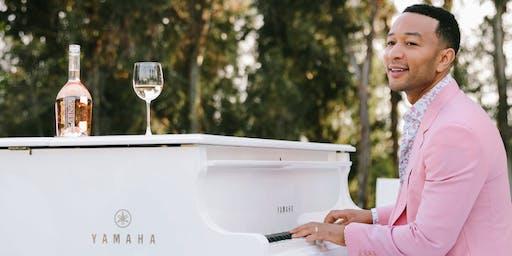 Tasting LVE Wine by John Legend